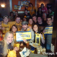 Photo taken at Schoolyard Tavern & Grill by @MarquetteU on 12/19/2011