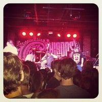 Photo taken at Peabody's Concert Club by Katherine S. on 8/10/2012