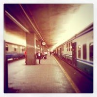 Photo taken at Napoli Centrale Railway Station (INP) by Stan P. on 6/16/2011