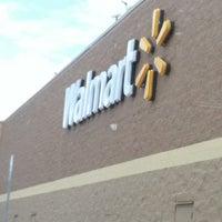 Photo taken at Walmart Supercenter by Josh O. on 8/13/2011