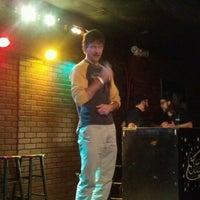 Photo taken at Starz Karaoke Lounge by Sam on 9/25/2011