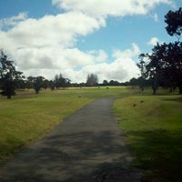 Photo taken at Volcano Golf & Country Club by Dylan N. on 8/27/2011