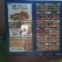 Photo taken at Burger King by Gordon S. on 4/13/2011