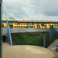 Photo taken at Station Utrecht Overvecht by Sven V. on 6/9/2011