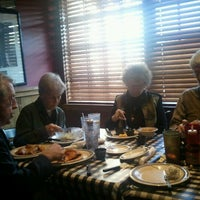 Photo taken at Corky's BBQ by Kevin R. on 2/19/2012