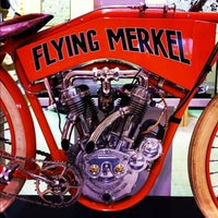 Photo taken at Motorcyclepedia Museum by Marc S. on 11/27/2011