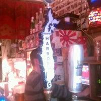Photo taken at Sake Bar Satsko by East Village Eats on 1/14/2012