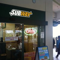 Photo taken at Subway by Alex S. on 4/7/2012