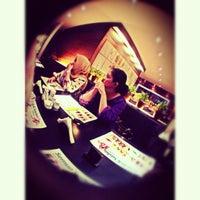 Photo taken at Midori Japanese Restaurant by fathraa on 8/16/2012