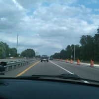 Photo taken at Interstate 10 by Rebecca E. on 4/15/2011