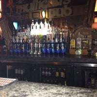 Photo taken at Mulligan's Irish Pub by Dj on 9/2/2012