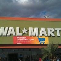 Photo taken at Walmart by Kumaran B. on 1/8/2012