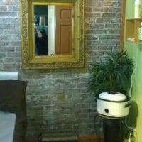 Photo taken at J. Kelley Salon by Jill Kelley R. on 5/25/2012