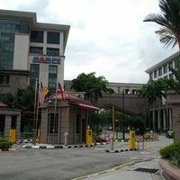 Photo taken at Kompleks Jabatan Perdana Menteri by nahee k. on 1/11/2012