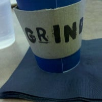 Photo taken at UWM Library Grind by π on 1/30/2012