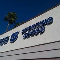 Photo taken at Big 5 Sporting Goods by Scott K. on 10/10/2011