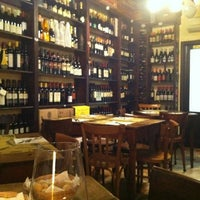 Photo taken at Osteria Dal Pignotto by Valentina T. on 2/7/2012