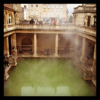 Photo taken at The Roman Baths by Ploy P. on 1/29/2012