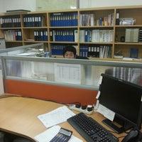 Photo taken at LEWA NIKKISO SINGAPORE PTE LTD by Amos on 8/2/2012