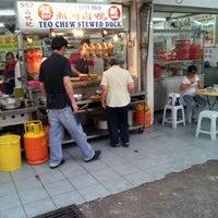 Photo taken at Restoran Okay by Ghin Yong 盧建詠 L. on 11/19/2011