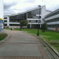 Photo taken at Universidad Nacional de Colombia by William on 5/17/2012