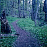 Photo taken at Tohickon Valley Park by Jason W. on 4/19/2012