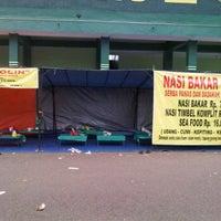 "Photo taken at Nasi Bakar &  Seafood "" OCIN "" by Franky W. on 1/15/2012"