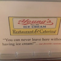 Photo taken at Young's Restaurant & Catering by Gary A. on 5/12/2012