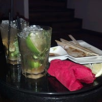 Photo taken at Sushi Fusion by Andres S. on 6/28/2012