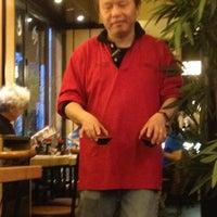 Photo taken at Sakura by Victor L. on 7/14/2012