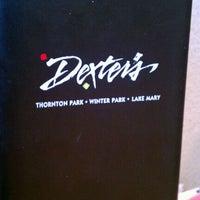 Photo prise au Dexter's of Thornton Park par Stephanie F. le3/17/2012