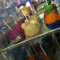 Photo taken at Goofy's Candy Company by Julie on 7/5/2012