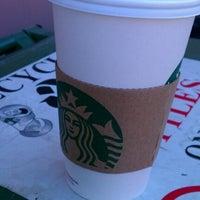 Photo taken at Starbucks by Natalie W. on 12/30/2011