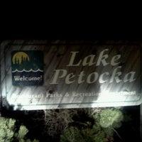 Photo taken at Lake Petocka by Richard M. on 12/17/2011