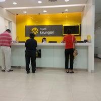 Photo taken at ธนาคารกรุงศรีอยุธยา (KRUNGSRI) by Tomm M. on 7/17/2012