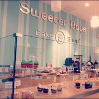 Photo taken at Sweeter Days Bake Shop by Aileen on 8/18/2012