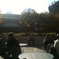 Photo taken at Worldwide Plaza by Aviva B. on 11/8/2011