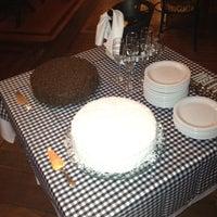 Photo taken at Restaurante Capim by Leonardo M. on 9/3/2012