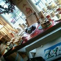 Photo taken at Cheese Shoppe on Locke by Chrisario on 11/22/2011