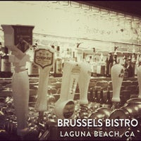 Photo taken at Brussels Bistro by Shannon on 10/27/2011