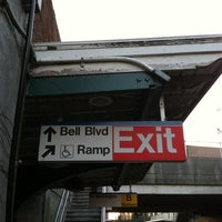 Photo taken at LIRR - Bayside Station by David H. on 1/31/2012