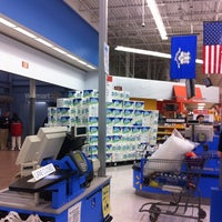 Photo taken at Walmart Supercenter by thebaroness on 4/8/2011