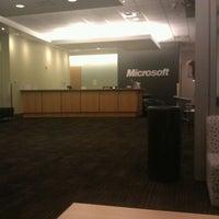 Photo taken at Microsoft Studio G by Ashy M. on 1/25/2012