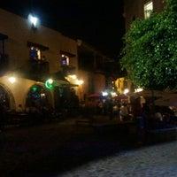 Photo taken at La Plazuela del Zacate by Fernando C. on 10/9/2011
