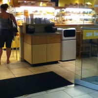 Photo taken at Au Bon Pain by Nate S. on 7/23/2011