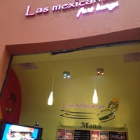 Photo taken at Las Mexicanas by Hugo B. on 1/30/2012