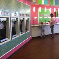 Photo taken at sweetFrog by Courtney B. on 8/22/2011