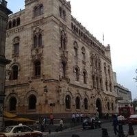 Снимок сделан в Quinta Casa de Correos (Palacio Postal) пользователем Jose S. 7/2/2012
