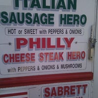 Photo taken at Dominic's Food Truck by Mario B. on 3/6/2012