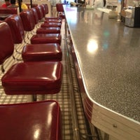Photo taken at Johnny Rockets by Talal A. on 4/28/2012